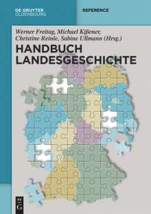 Handbuch Landesgeschichte, Buch