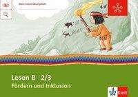 Mein Indianerheft. Lesen B. Fördern und Inklusion. Arbeitsheft 2./3. Schuljahr, Buch