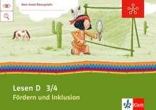Mein Indianerheft. Lesen D. Fördern und Inklusion. Arbeitsheft 4. Schuljahr, Buch