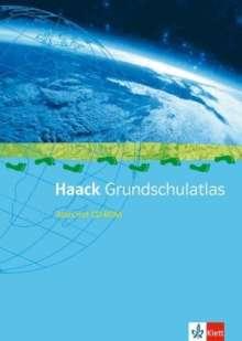 Haack Grundschul-Atlas. 3.-6. Schuljahr. Ausgabe Berlin/Brandenburg inkl. CD-ROM und Arbeitsheft, Buch