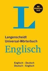 Langenscheidt Universal-Wörterbuch Englisch - mit Bildwörterbuch, Buch