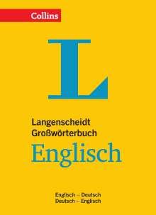 Langenscheidt Collins Großwörterbuch Englisch, Buch