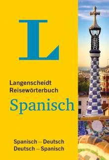Langenscheidt Reisewörterbuch Spanisch, Buch