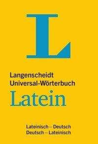 Langenscheidt Universal-Wörterbuch Latein, Buch