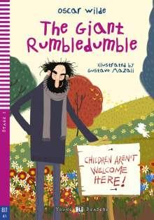 Oscar Wilde: The Giant Rumbledumble, Buch