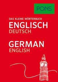 PONS Das kleine Wörterbuch Englisch, Buch