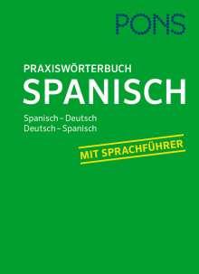 PONS Praxiswörterbuch Spanisch, Buch