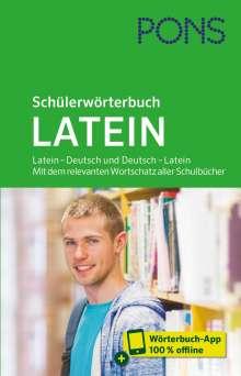 PONS Schülerwörterbuch Latein, 1 Buch und 1 Diverse