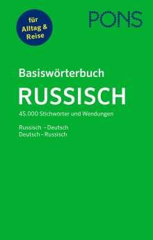 PONS Basiswörterbuch Russisch, Buch