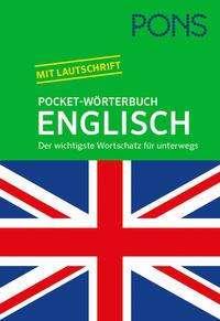 PONS Pocket-Wörterbuch Englisch, Buch