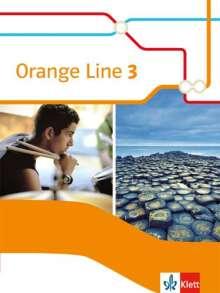 Orange Line 3. Schülerbuch, Buch