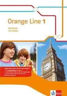 Orange Line 1. Workbook mit Audio-CD. Ausgabe 2014, 1 Buch und 1 Diverse