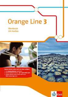 Orange Line 3. Workbook mit Audio-CD, 1 Buch und 1 Diverse