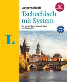 Alena Aigner: Langenscheidt Tschechisch mit System - Sprachkurs für Anfänger und Wiedereinsteiger, Diverse