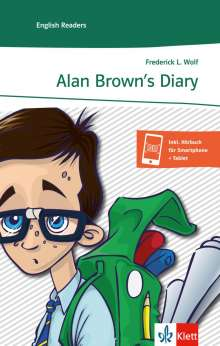 Frederick L. Wolf: Alan Brown's diary, Buch