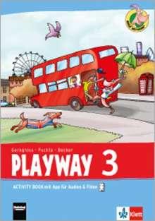 Playway ab Klasse 1. 3. Schuljahr. Activity Book mit App für Filme&Audios, Buch