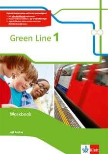Green Line 1, 1 Buch und 1 Diverse