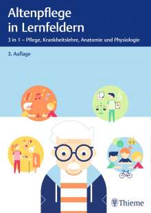 Altenpflege in Lernfeldern, Buch