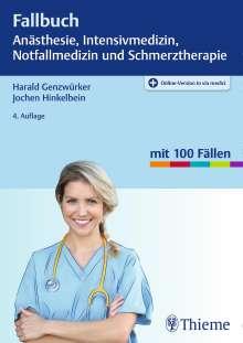 Harald Genzwürker: Fallbuch Anästhesie, Intensivmedizin und Notfallmedizin, 1 Buch und 1 Diverse