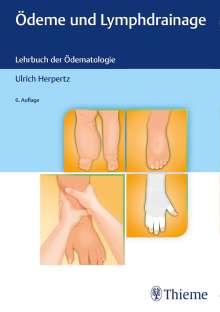 Ulrich Herpertz: Ödeme und Lymphdrainage, Buch
