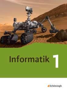 Informatik 1. Schülerband Neubearbeitung, Buch
