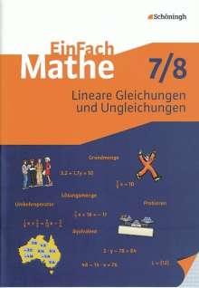 EinFach Mathe. Gleichungen, Buch