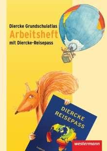 Diercke Grundschulatlas. Arbeitsheft. Ausgabe 2009, Buch