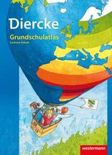 Diercke Grundschulatlas Ausgabe 2012. Sachsen-Anhalt, Buch