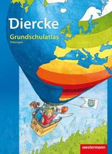Diercke Grundschulatlas Ausgabe 2013. Thüringen, Buch