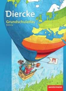 Diercke Grundschulatlas Ausgabe 2010, Buch