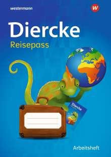 Diercke Grundschulatlas. Reisepass, Buch