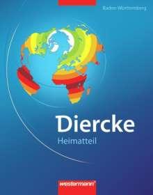 Diercke Weltatlas. Heimatteil Baden-Württemberg. Ausgabe 2008, Buch