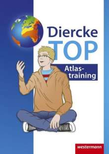 Diercke TOP Atlastraining, Buch
