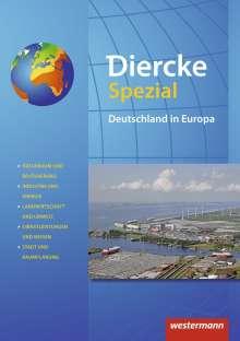 Ursula Brinkmann-Brock: Diercke Spezial. Deutschland in Europa, Buch