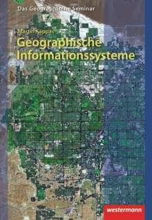 Martin Kappas: Geographische Informationssysteme (GIS), Buch