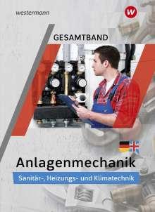 Hans-Joachim Bäck: Anlagenmechanik Gesamtband. Schülerband, Buch