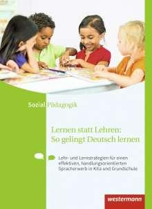 Christl Berg: Lernen statt Lehren: So gelingt Deutsch lernen. Schülerband, Buch