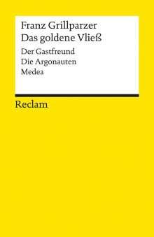 Franz Grillparzer: Das goldene Vließ, Buch