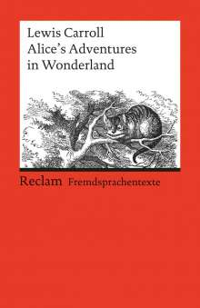 Lewis Carroll: Alice's Adventures in Wonderland, Buch