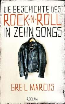 Die Geschichte des Rock 'n' Roll in zehn Songs, Buch