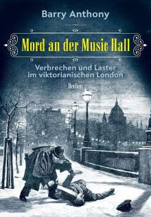 Barry Anthony: Mord an der Music Hall, Buch