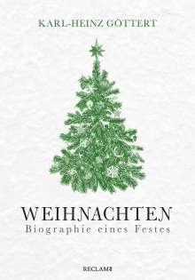 Karl-Heinz Göttert: Weihnachten, Buch