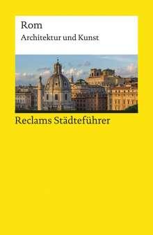 Christoph Höcker: Reclams Städteführer Rom, Buch