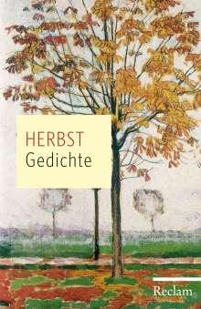 Herbstgedichte, Buch