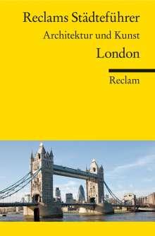 Christoph Höcker: Reclams Städteführer London, Buch