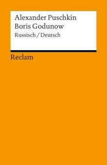 Alexander S. Puschkin: Boris Godunow, Buch