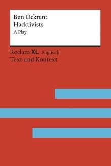 Ben Ockrent: Hacktivists. A Play, Buch