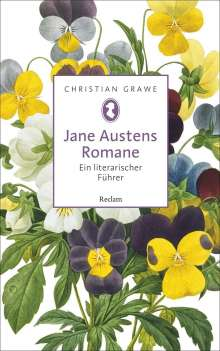Christian Grawe: Jane Austens Romane, Buch