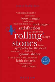Ernst Hofacker: Rolling Stones. 100 Seiten, Buch