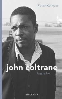 Peter Kemper: John Coltrane, Buch